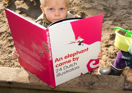 Stroomberg – Catalogue, An Elephant Came By, Dutch Foundation for Literature