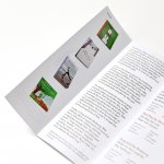 The Little Pharmacy of children's books, brochure