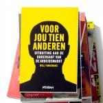 Nieuw Amsterdam, Voor jou tien anderen - omslag