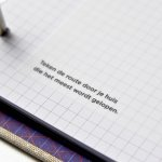 Ons Huis album - detail, draw your route