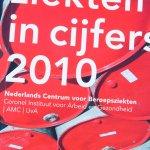 Stroomberg – Beroepsziekten in cijfers 2010, NCvB