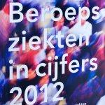 Stroomberg – Beroepsziekten in cijfers 2012