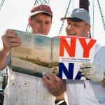 Stroomberg – New York-NieuwAmsterdam, Nieuw Amsterdam uitgevers